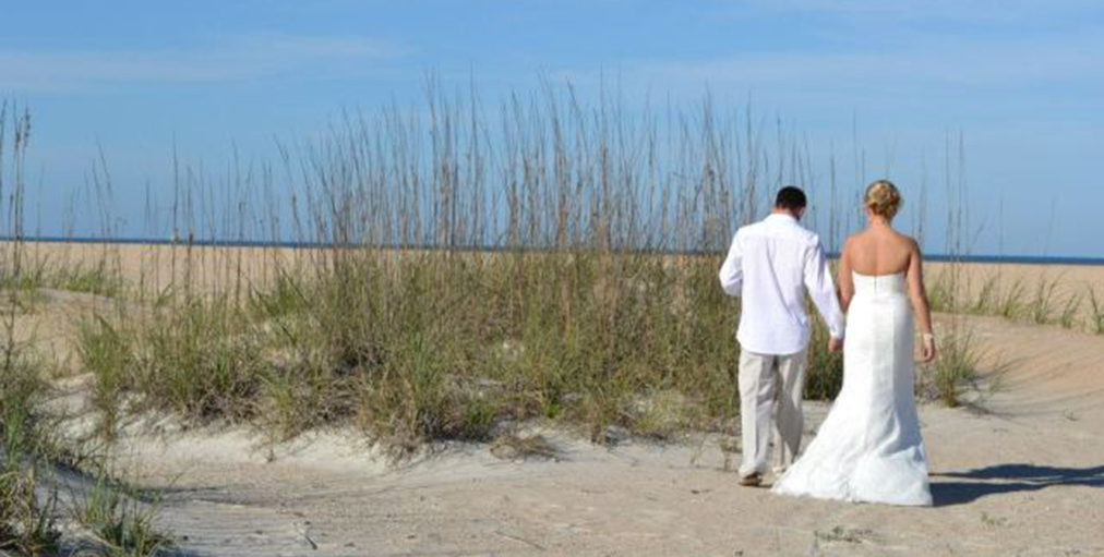 Beach Weddings | Beach Comber of Vilano