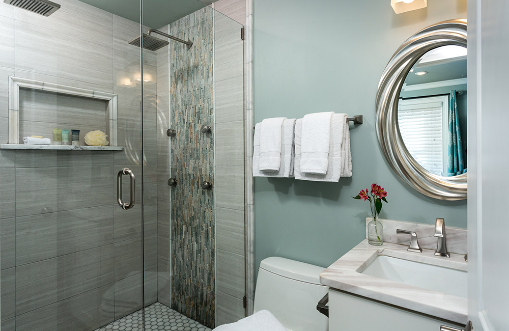 The Saltwater Suite Bathroom